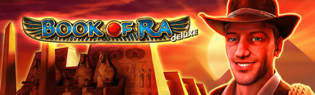 Book of Ra Deluxe, das neueste Novoline Spiel, viel Spaß damit