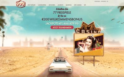 777 Casino Deutschland Erfahrungsbericht