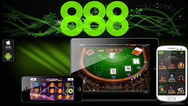 Genießen Sie die 888 Casino App und spielen Sie überall und wann immer Sie möchten. Genießen Sie 888 Casino Deutschland