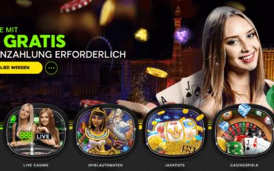 888 Casino Deutschland! 888 Casino Testbericht