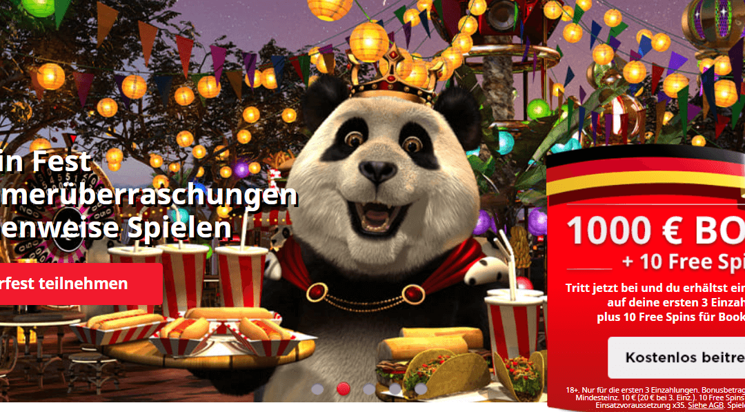 Royal Panda Deutschland! Royal Panda casino erfahrungen