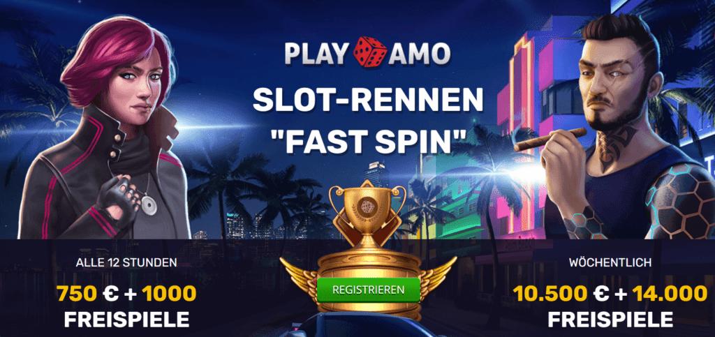 Genießen Sie die große Auswahl an Boni im playamo casino deutschland