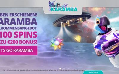Karamba Deutschland! Karamba online casino erfahrungsbericht