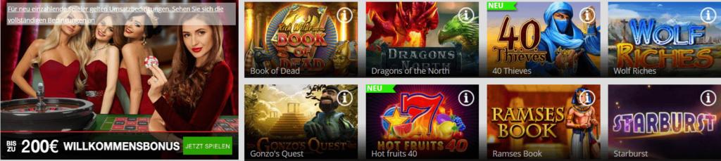 Magic Red Deutschland bietet viel Abwechslung und einige der besten Spiele, die Sie sich wünschen können. Genießen Sie das Magic Red Casino