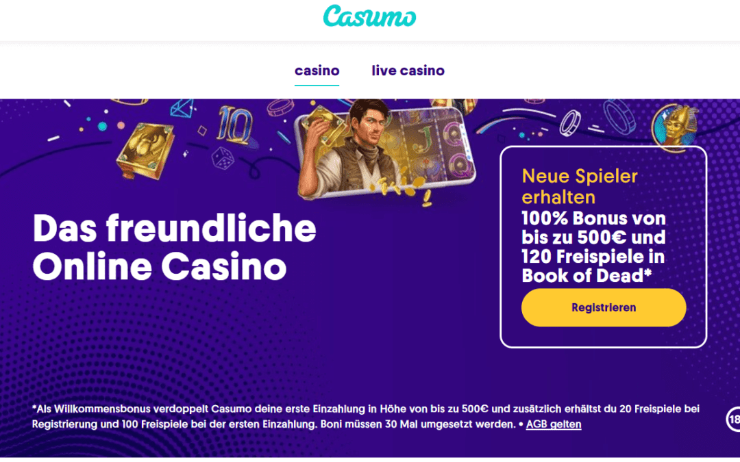 Casumo casino Deutschland | Casumo Erfahrungen